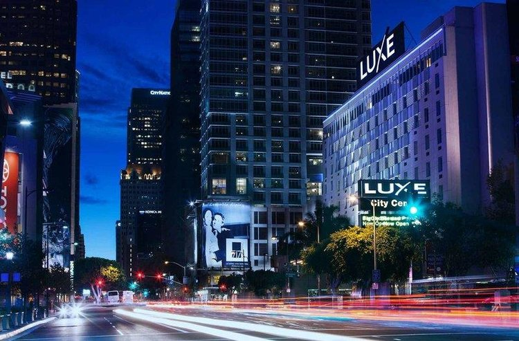 Zájezd Holiday Inn Los Angeles-City Center **** - Los Angeles / Los Angeles - Záběry místa