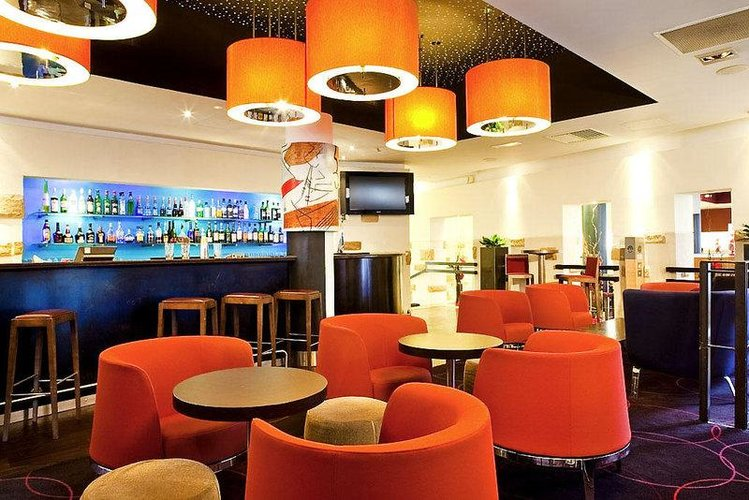 Zájezd Novotel Edinburgh Centre **** - Skotsko / Edinburgh - Bar