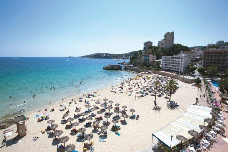 Zájezd Be Live Adults Only Costa Palma **** - Mallorca / Cala Mayor - Pláž